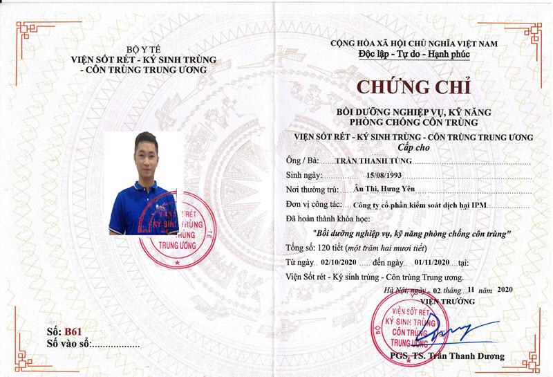 CC pccc - Tung