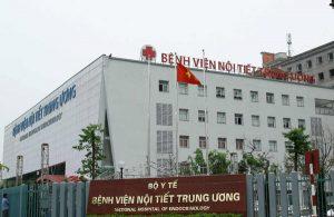 Khách hàng Bệnh viện nội tiết trung ương Hà Nội