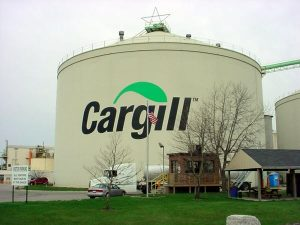 Sản xuất thức ăn chăn nuôi Cargill