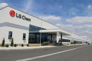 Sản xuất điện tử LG Chem
