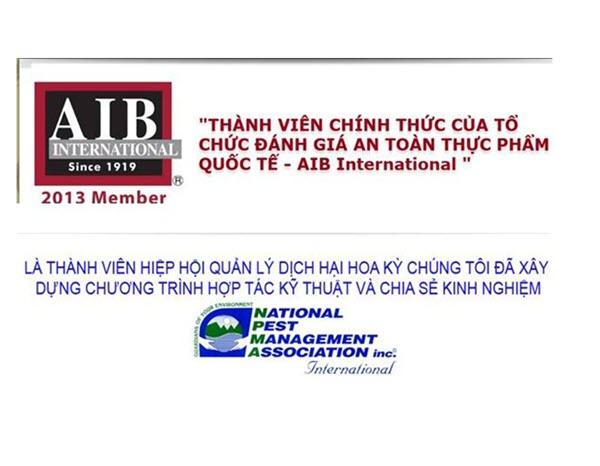 Tổ chức đánh giá an toàn thực phẩm quốc tế AIB International