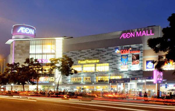 Khách hàng Trung tâm thương mại Aeon, Lan Chi